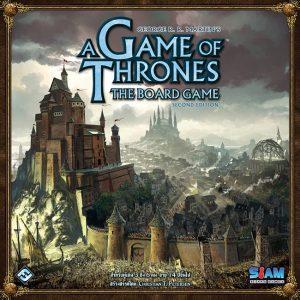 เกมล่าบัลลังก์ : The Board Game