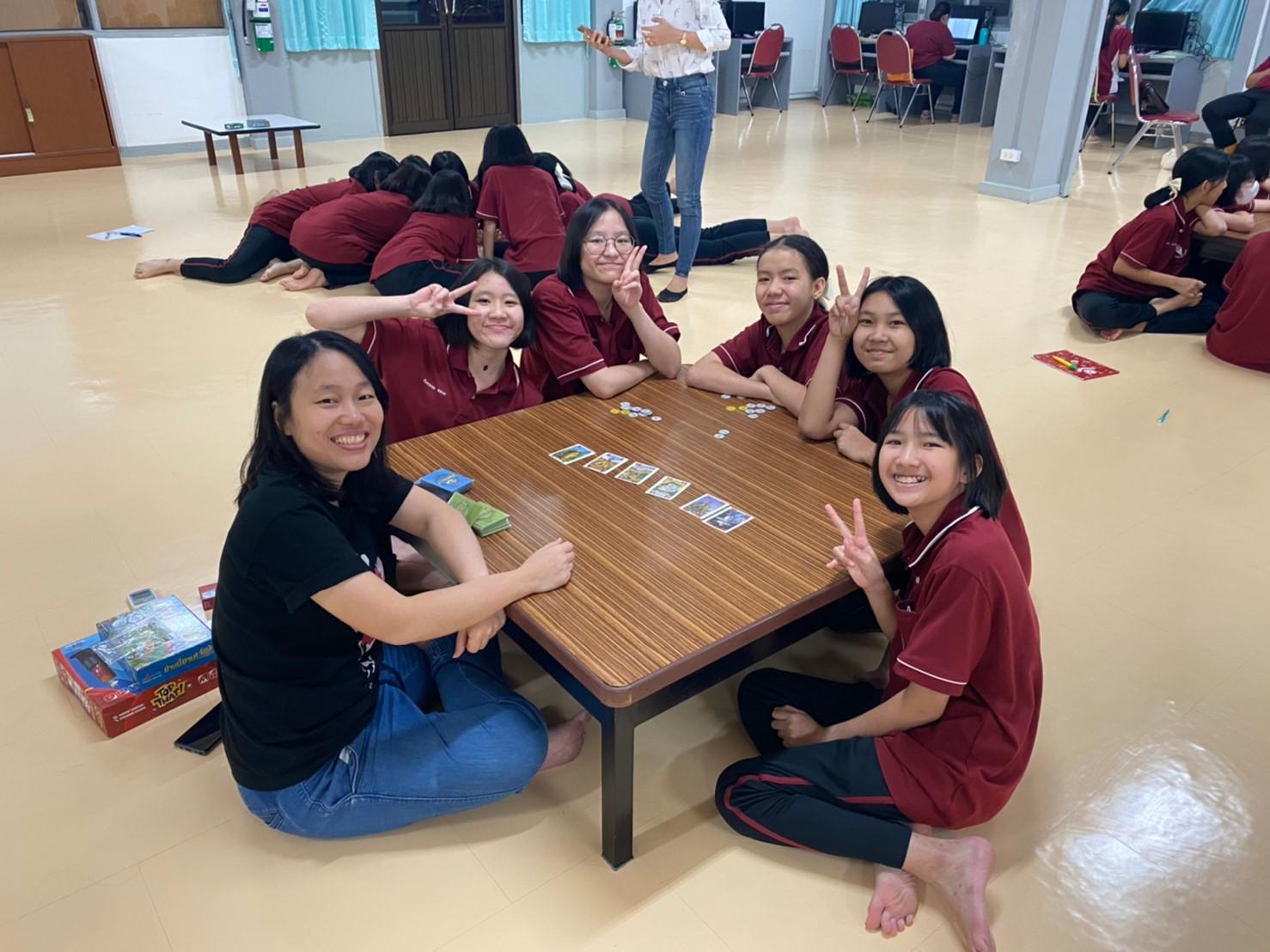 Play@Schoolโรงเรียนวัฒนาวิทยาลัย