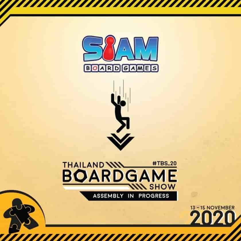Thailand Boardgame Show ครั้งที่20